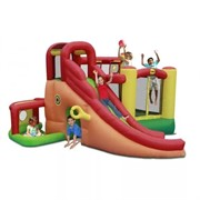 Надувной батут Happy Hop Игровой центр 11 в 1 9406N