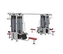 8-ти стековый тренажерный комплекс AeroFit IT9527+ IT9527OPT+ IT9527
