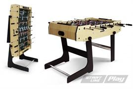 Игровой стол футбол Start Line Compact