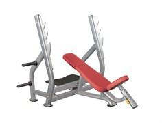 Наклонная скамья для жима лежа AeroFit Impulse IT7015