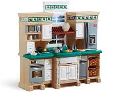 """Игровая детская кухня """"Люкс"""" Step 2"""