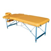 Массажный стол складной DFC NIRVANA Elegant Luxe Mustard