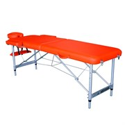 Массажный стол складной DFC NIRVANA Elegant Orange