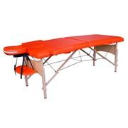 Массажный стол складной DFC NIRVANA Relax Orange