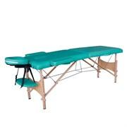 Массажный стол складной DFC NIRVANA Optima Green