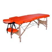 Массажный стол складной DFC NIRVANA Optima Orange