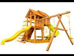 Игровая площадка PlayGarden SkyFort Deluxe