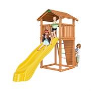 Детская игровая площадка Jungle Gym Jungle Cottage