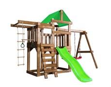 Детская игровая площадка Babygarden Play 5 светло-зеленая