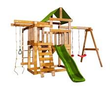 Детская игровая площадка Babygarden Play 7 светло-зеленая