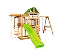 Детская игровая площадка Babygarden Play 8 светло-зеленая