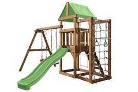 Детская игровая площадка Babygarden Play 10 светло-зеленая