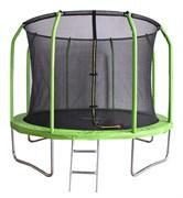 Батут с сеткой Bondy Sport 8ft (244 см) зеленый