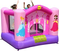 Надувной батут Happy Hop Веселая принцесса 9001P