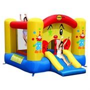Надувной батут Happy Hop Забавный клоун 9201