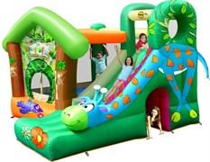 Надувной батут Happy Hop Жирафик 9139