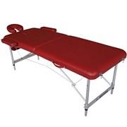 Складной массажный стол DFC Nirvana Elegant Luxe бордо