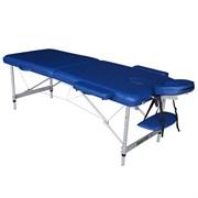 Складной массажный стол DFC Nirvana Elegant Luxe синий