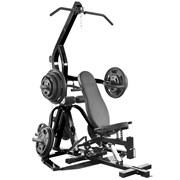 Силовой тренажер Powertec Lever Gym TM WB-LS14 черный