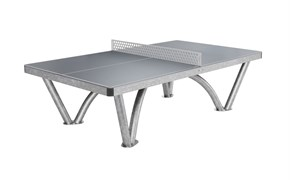 Теннисный стол антивандальный Cornilleau PARK всепогодный серый