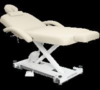 Стационарный массажный стол с электроприводом Vision Noble Liftback